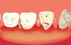 中老年人牙根為什麼會暴露?