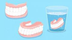 目前鑲的假牙都是用什麼材料做的?
